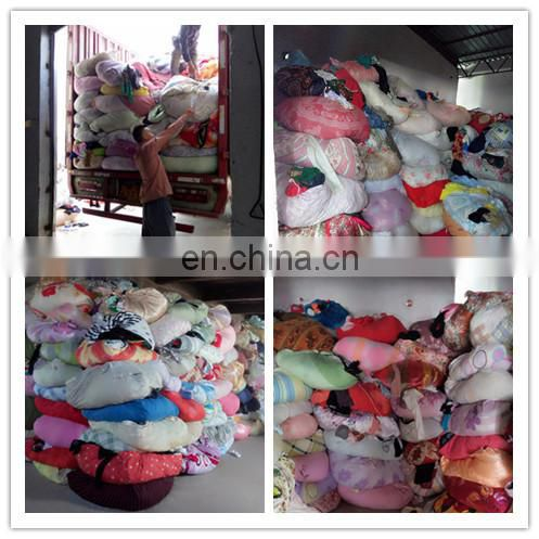second hand wholesale clothes used silk scalf stock clothing kg