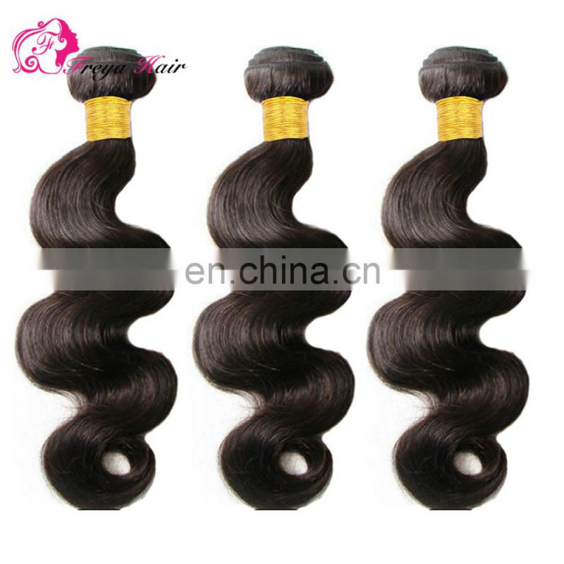 8A virgin hair body wave peruvian hair hair cutting machine prices