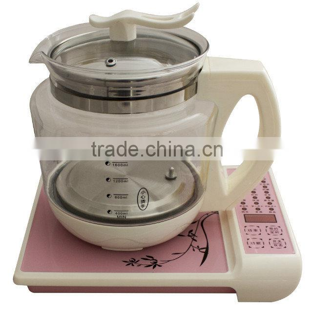Eletric Cordless Kettle with 360 degree rotational base