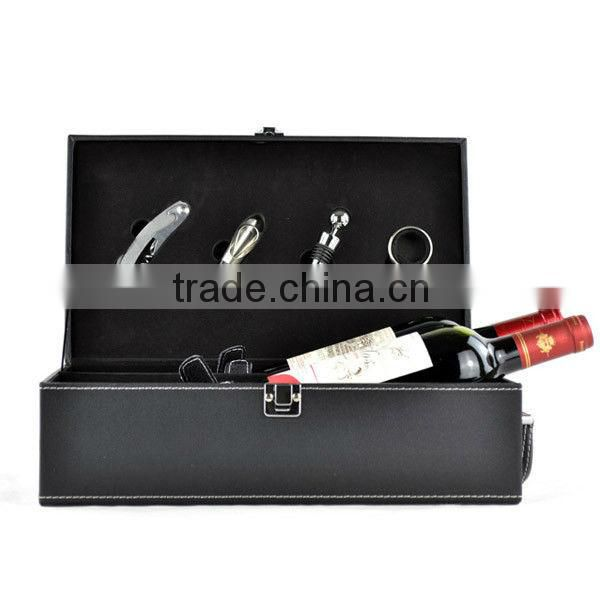 Beautiful wine tool set with charming set