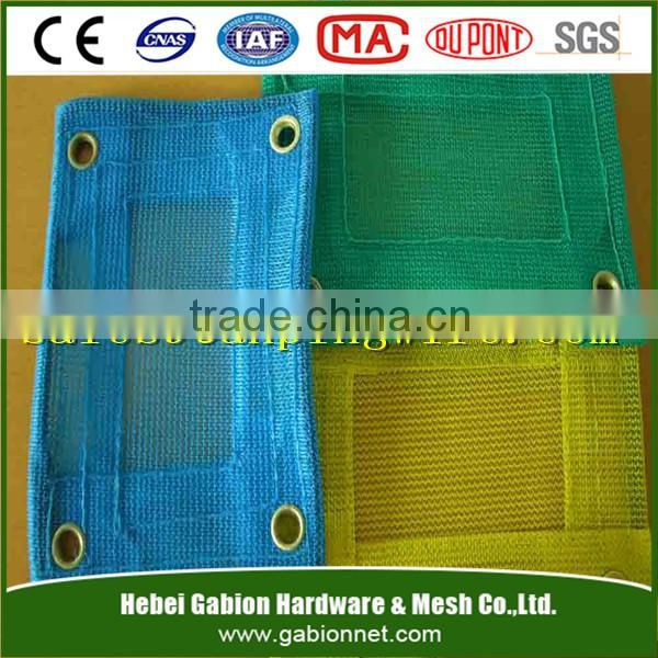 Scaffolding Debris Screen /construction scaffold Netting/ Debris safety mesh for building