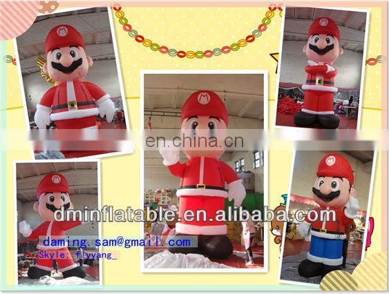 advertising inflatable robot model for sale YP-7