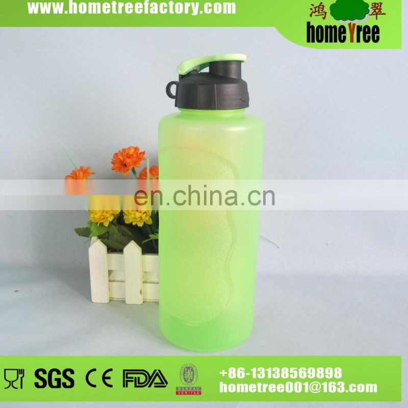 Portable Two Layers Seal 350ml Plastic Water Infuser bottle/Vacuum Cup