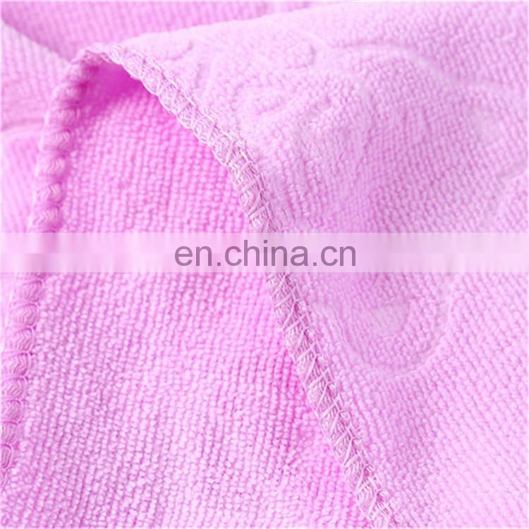 Wholesale High Quality Embossed Customized Size Beach Towel