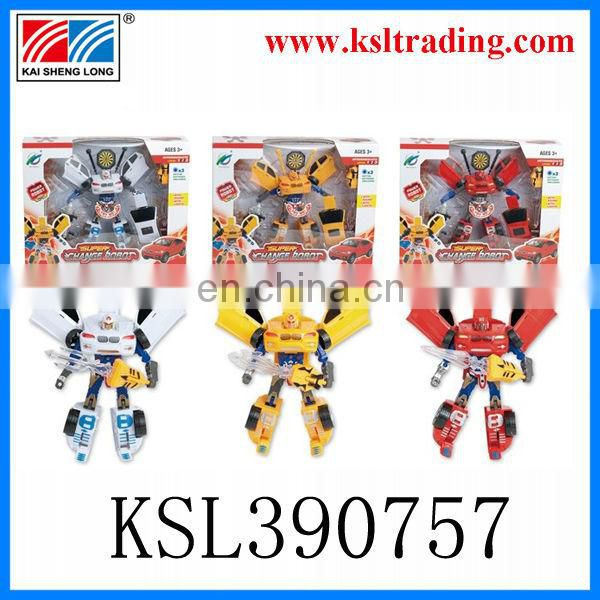 hot sell robots movie toys with light
