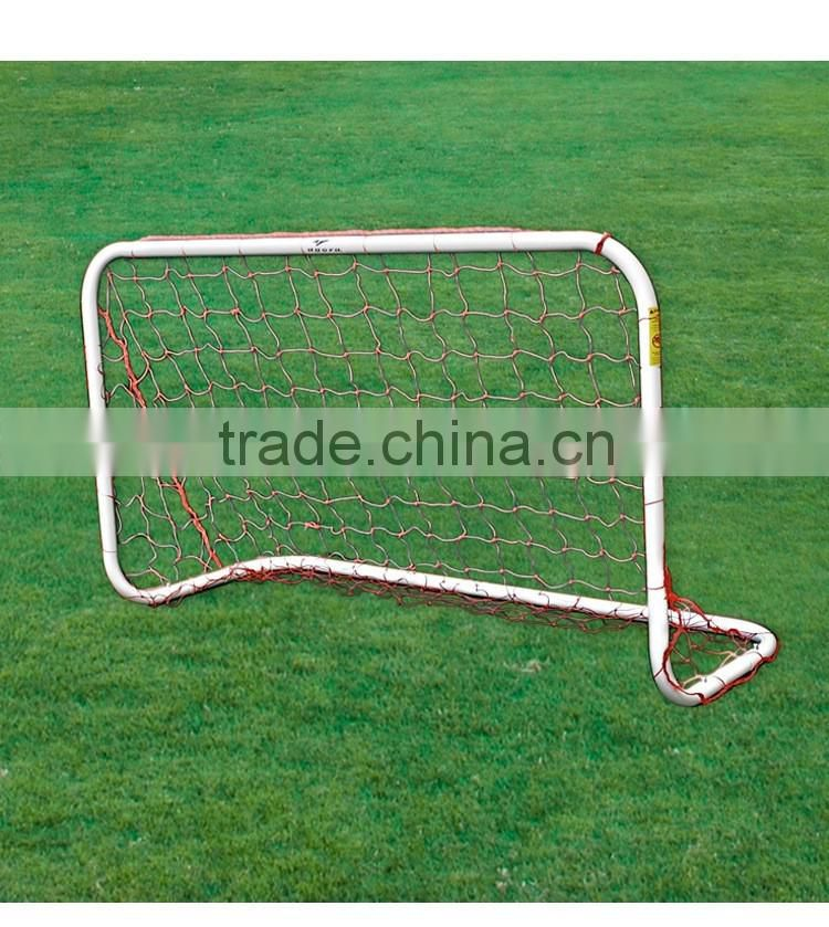 Portable Youth Mini Soccer Gold Door Football Pump Set Indoor Outdoor Training for Children