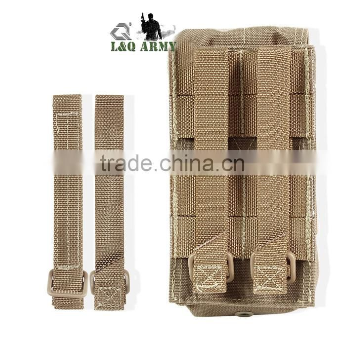 Military Tactical MOLLE Strap Ammo Pouch Attacht Strap Straps