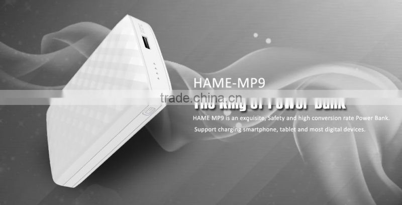 wholesale MP9 made in korea power bank Power bank