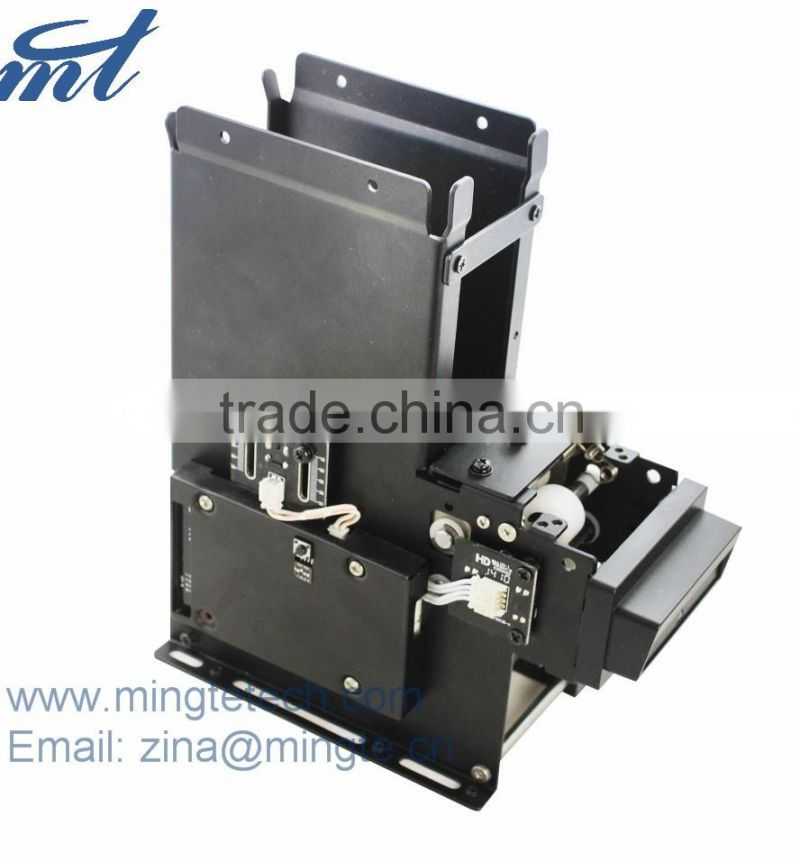 Automatic rfid card dispenser and collector for Vehicle Access Control system MT166+RF