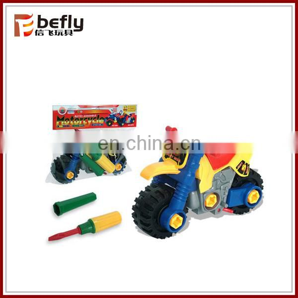 Cheap assembled toy car for kid