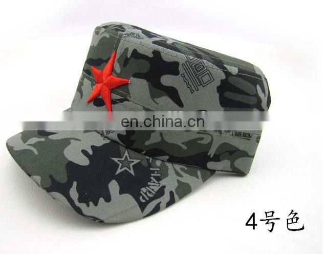 Custom Promotion Cheap navy camouflage caps OEM camouflage hats