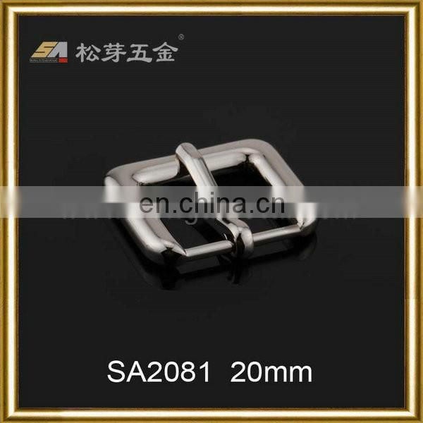 Bag making accessories square pin buckle, square belt buckle