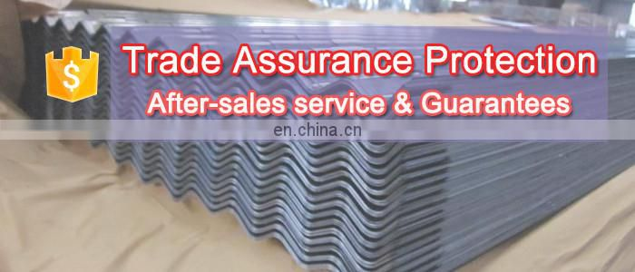 Professional supplier of galvanized iron roofing sheet sizes with high quality