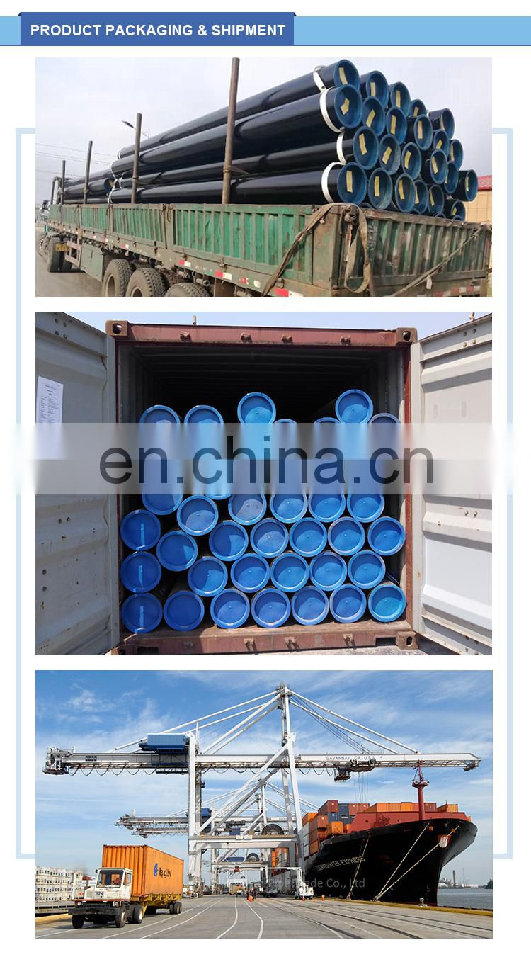 GB3087-2008 seamless carbon steel pipe