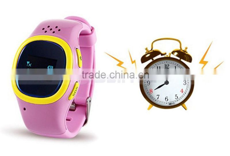 Smart Watch With Sim Slot Remote monitoring & GPS Position Tracking & Bluetooth SOS Call Kids Watch Mobile Phone