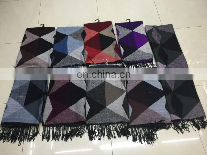 Factory direct winter scarf for women blanket scarf shawl