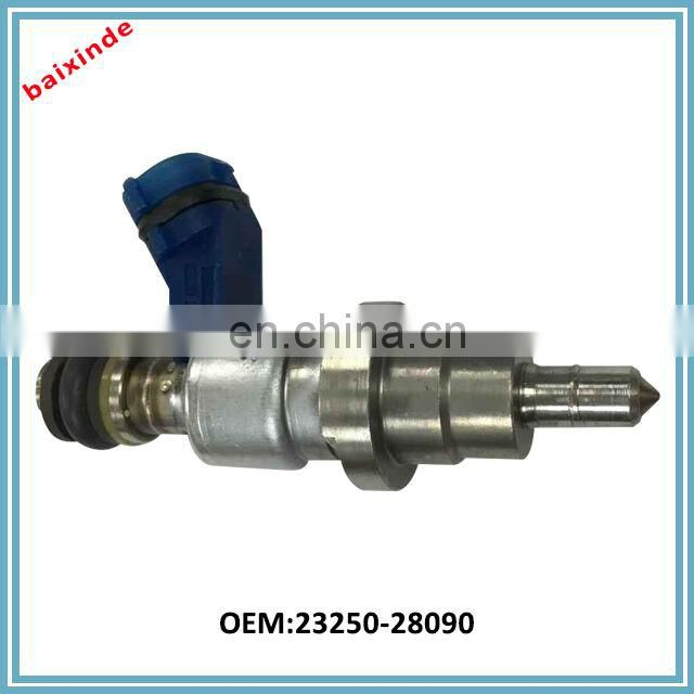 Baixinde brand Auto Flow Matched Fuel Injector Set for 06-08 Suzuki 2.0 96493843