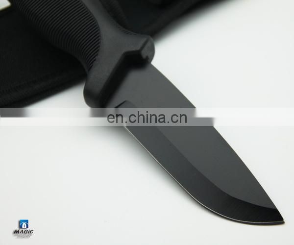 Hunting Knife With Handle