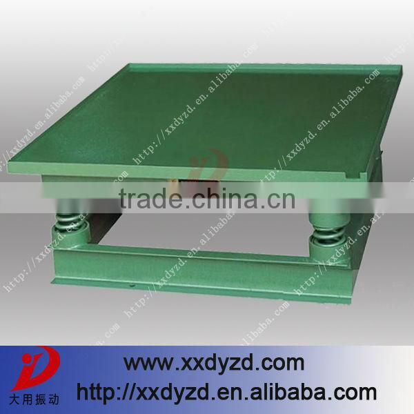 China new design concrete table vibrator