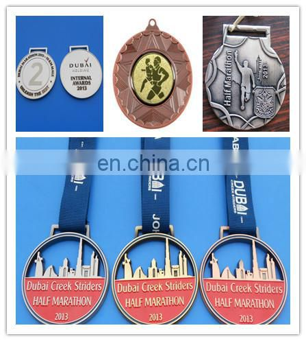 personalized Russian national emblem eagle logo metal medal awards medal for champion/ winner
