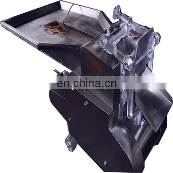 Root Stem Cutting Machine aquatic products Slicing Machine Image