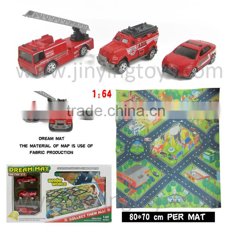 2015 new item mini metal car toy with EN71 and more