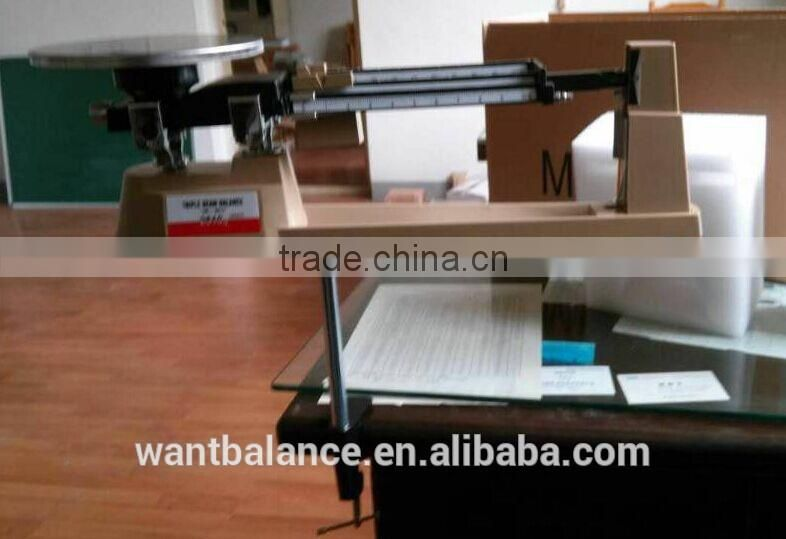 beam balance weighing scale