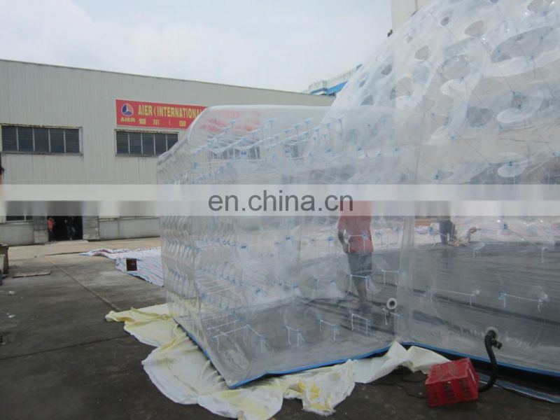 2014 outdoor camping bubble tent, inflatable transparent tent