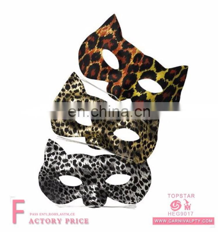 Wholesale sexy cat mask halloween masks scary masquerade party masks