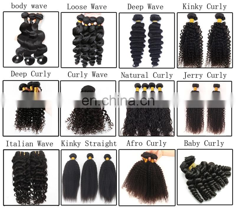 2017 hot sale kinky straight 8a grade brazilian hair double drawn