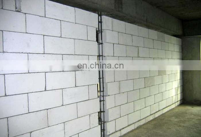 Autoclaved Areated Concrete Lightweight AAC ALC Wall Panel