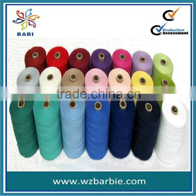 Colored Cotton Yarn For Knitting