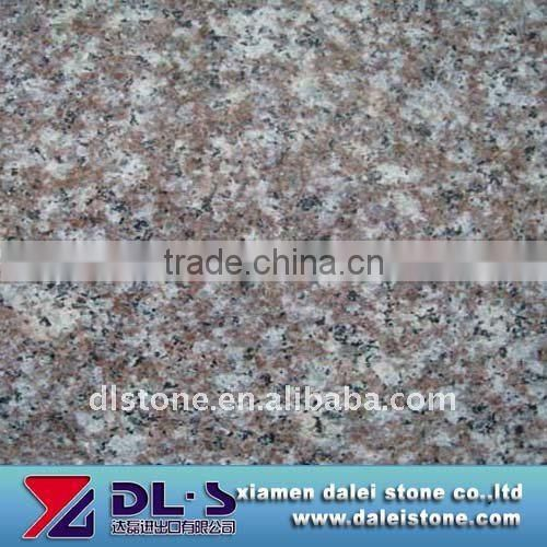 Granite paving stone outside paver