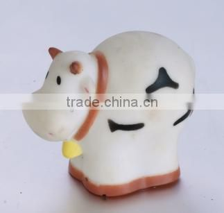 Wholesale eco-friendly rubber sheep design animal bath floating tub baby toy