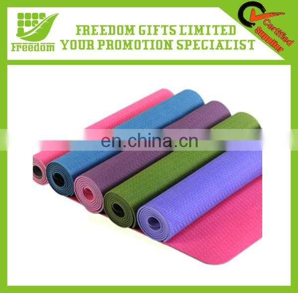 Top Quality Customized Natural Rubber Yoga Mat