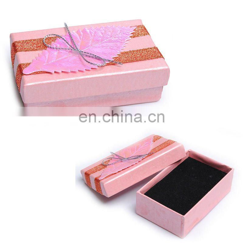 Cardboard Paper Box with Many Styles