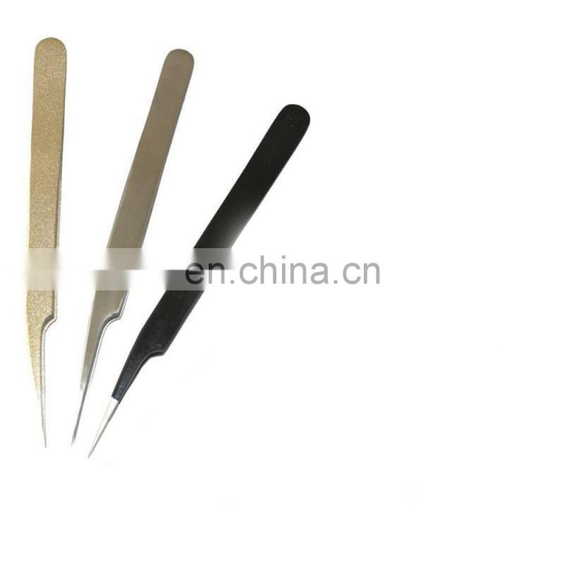 Eyebrow Tweezers Mix Colors Tweezers Eyelash Extension Tweezers