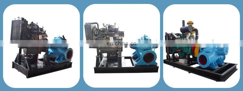 Centrifugal diesel irrigation water pump 3inch