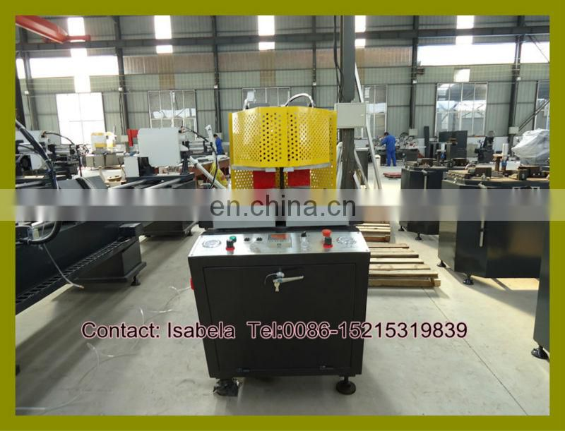 PVC Profile/Frame One Head Seamless Welding Machine for Window and Door (for big colored/western countries PVC profile)(HSWF-01)