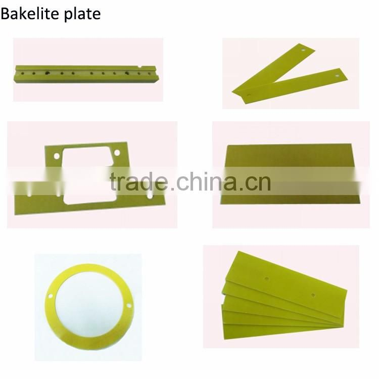 China Shanghai Factory Sales Custom High Quality Bakelite Plate with Promotional Price