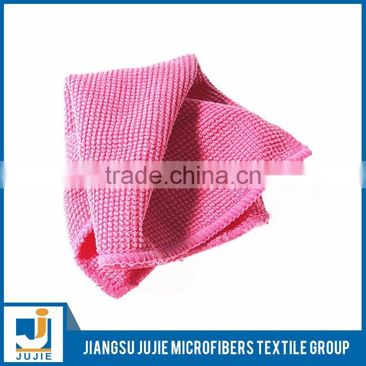 China professional manufacture microfiber magic cloth for screen/glass cleaning