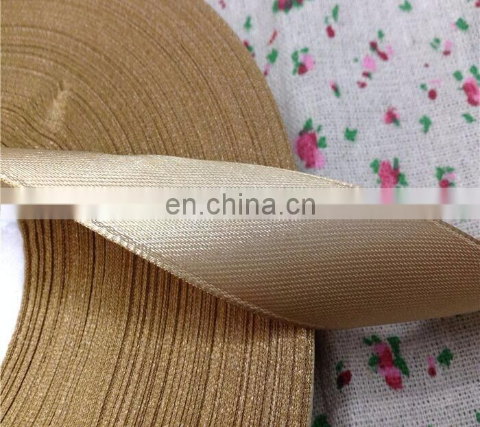 wholesale factory price high quality 100% polyester satin ribbon