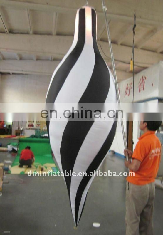 2011 party decoration inflatable ox horn replicas
