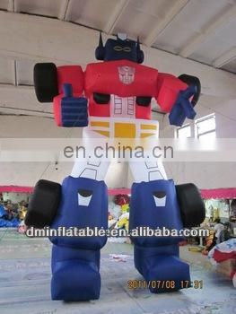 6m/H inflatable robot /inflatable deformation robot