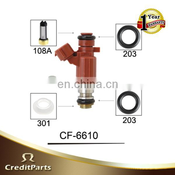 fuel injector repair kits for MAZDA Fuel injector CDH210 INP784