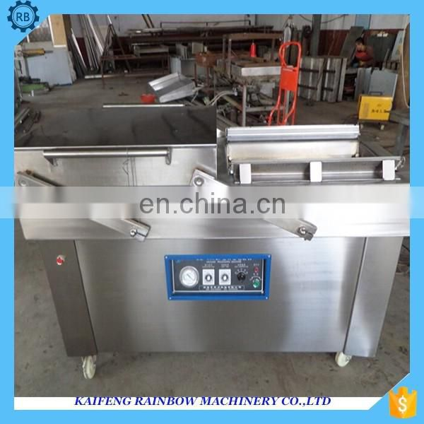 Factory Directly high efficiency dried fish vacuum packing machine