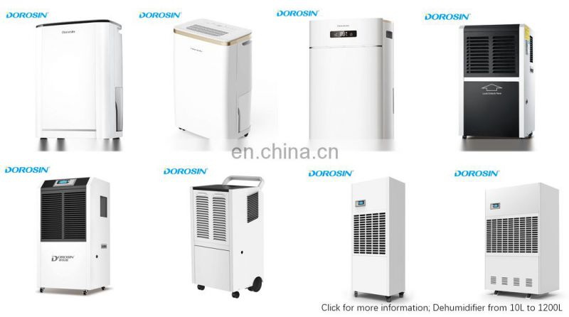 9kg/h microcomputer automatic control wet film humidifier for hospital