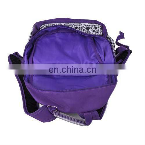 kids school bag set with nice color in Guangzhou