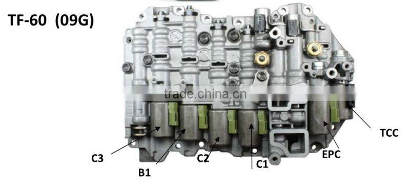 TF60SN 09G 325 039D Valve body repair tools kit automatic