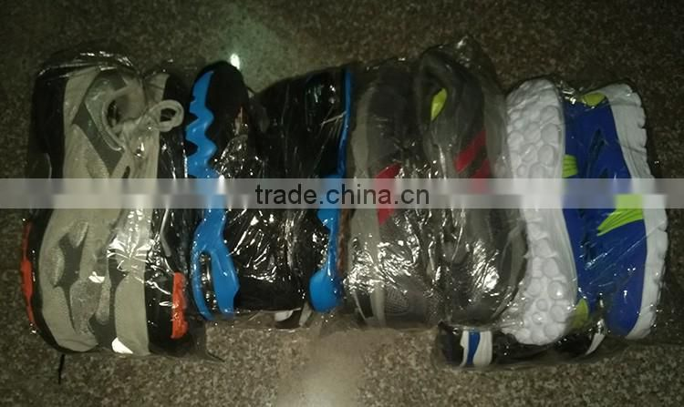 Wholesale Cheaper Man Sports Shoe / China Sneaker Shoe For Men EVA Sole In Stock Factory